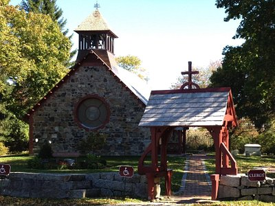 St. Andrew's-by-the-Sea, Rye NH