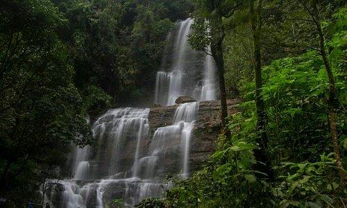 Dabdabe falls, chikamagalur