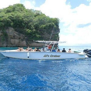 JJ Speed boat Tour