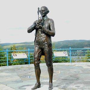 Captain James Cook Statue