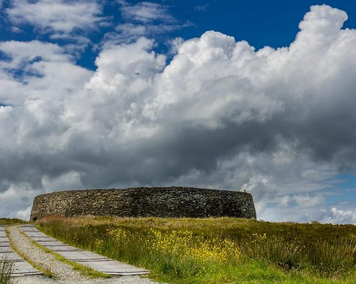 Grianan Aileach,Co. Donegal,Northern Ireland