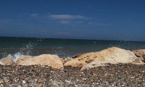 Spiaggia di pietre