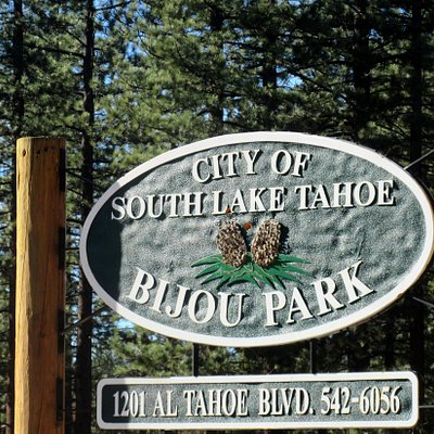 Bijou Community Park, South Lake Tahoe, Ca