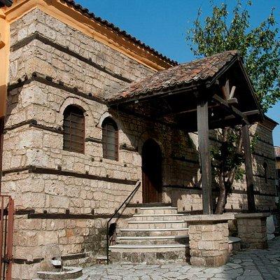 The Veria (Berea) Synagogue