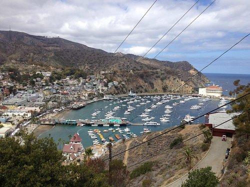Isla Santa Calina desde las Alturas