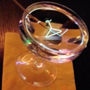 The best dry martini!