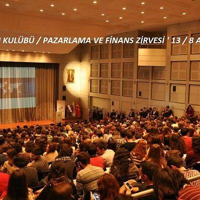 İTÜ Yatırım Kulübü / Pazarlama ve Finans Zirvesi ' 13 / SDKM