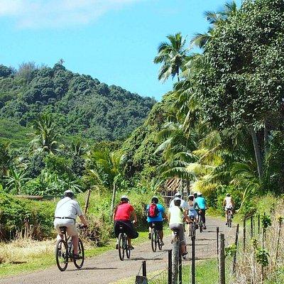 Beautiful Rarotonga