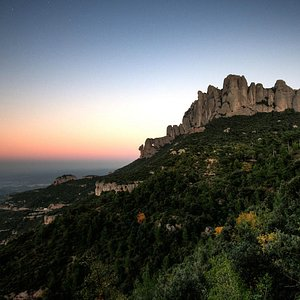 Montserrat majestuoso