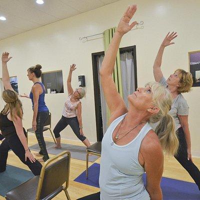 Yoga at Soma Cura