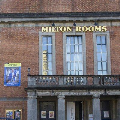 The Milton Rooms in the centre of Malton