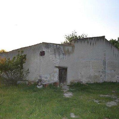 Vista exterior del Palomar de Santa Teresa