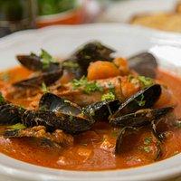Zuppa di Pesce e Fruti di Mare
