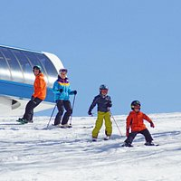 Shawnee Mountain is the Poconos' favorite beginner and family ski resort