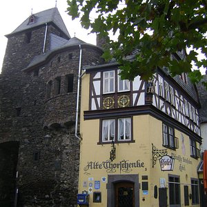 Enderttor, Cochem, Alemania.
