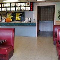 big dinning area