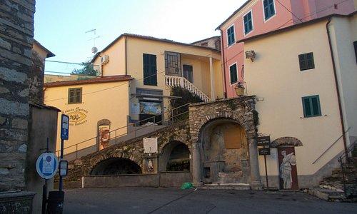 Centro del borgo
