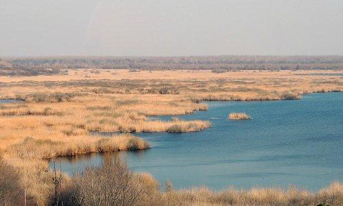 озеро Сребырна