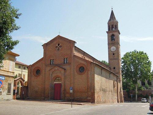 образцовая романская базилика