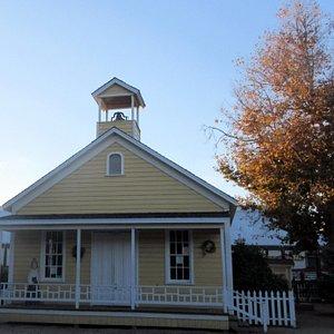 Old Sacramento Schoolhouse Museum, Sacramento, Ca