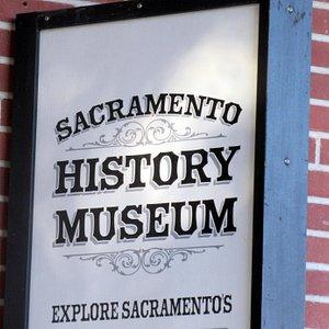 Sacramento History Museum, Sacramento, Ca