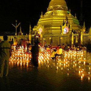 Thatana 2500 during Thadingyut Festival.