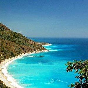 playa san rafael, barahona, republica dominicana