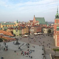 Old Town. see from the Belfry