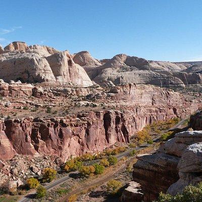 Cohab Canyon Trail