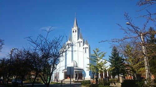 Лютеранский собор Святого Духа, Кестехай