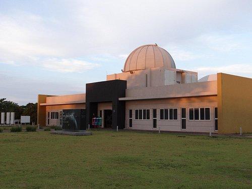 Polo Astronômico - Vista Geral