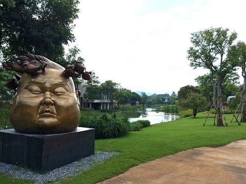 Khao Yai Art Museum Outside