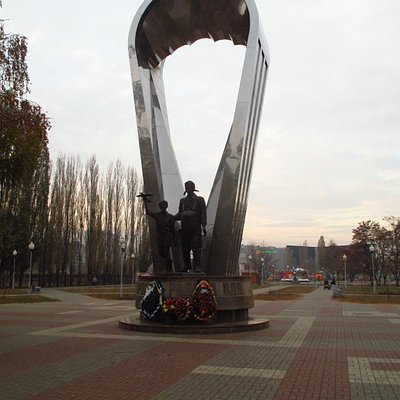 Памятник первому десанту