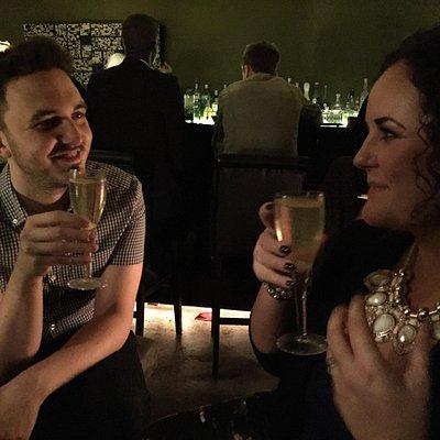 Cheers Darlings