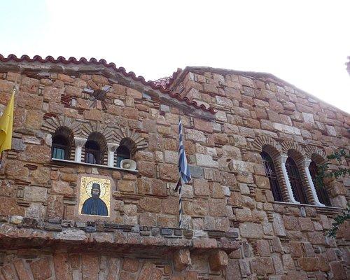 Monastery 2 Church outside