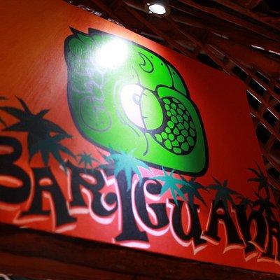Bar Iguana! :)