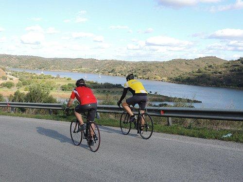 road racing east Algarve