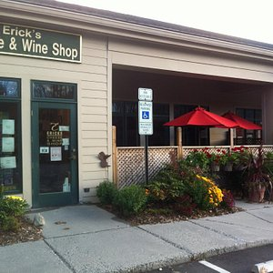 Store Front with our tasting room to right