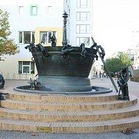 Faunenbrunnen 2
