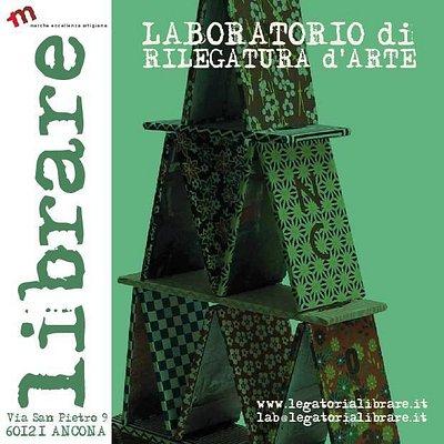 Legatoria Librare - laboratorio artistico
