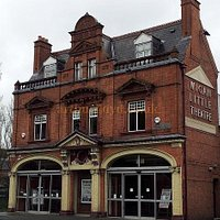 Wigan Little Theatre Front View