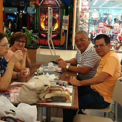 Shopping Tacaruna,Recife,Pernambuco.