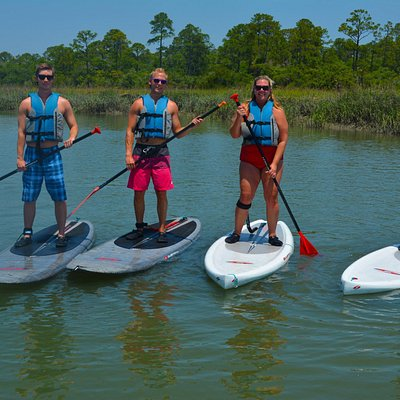 Are you ready for a paddle board adventure?