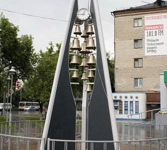 Музыкальные часы с колоколами г.Тюмень