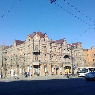 Начало улицы Муравьева-Амурского
