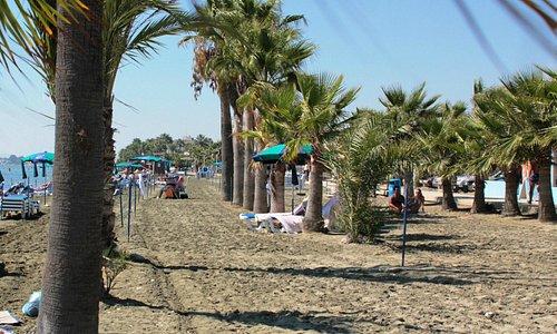 Yiannades Green Beach