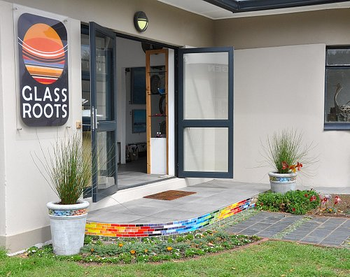 The Glass Roots Studio, Shop and Art Gallery