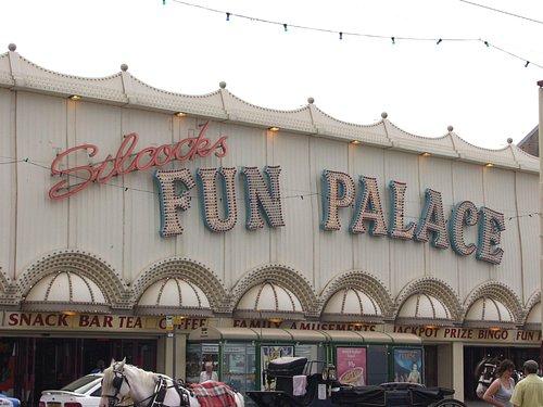Silcock's Fun Palace Amusements