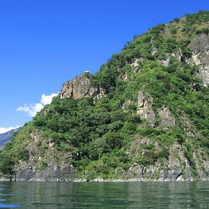 Laguna Nature Reserve on Lake Atitlan