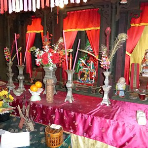 Artifacts from the Joss House